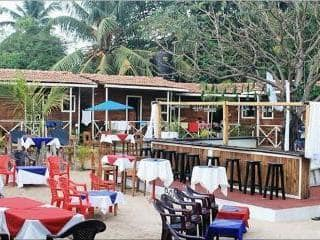 Boatys Beach Cottage Calangute Restaurant