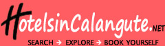 Hotels in Calangute Logo